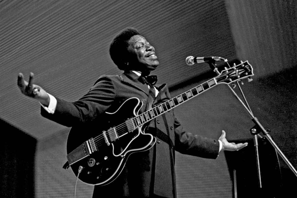 American blues legend B.B. King is just one of the many influential public figures who passed away in 2015