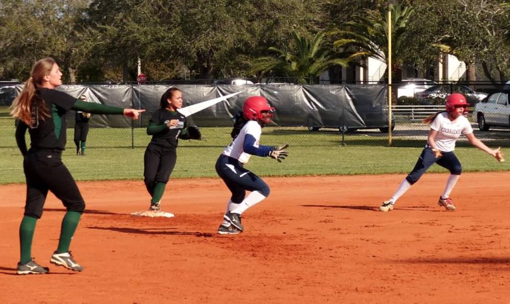 PC Softball With a Bright Future