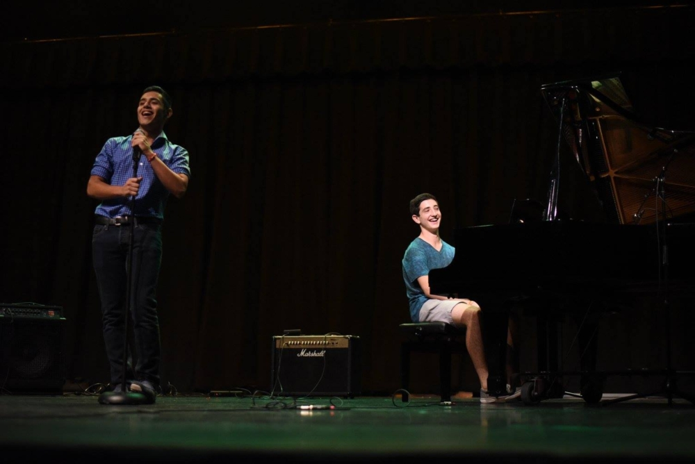 Pine Crest's Student Performers Play for Change