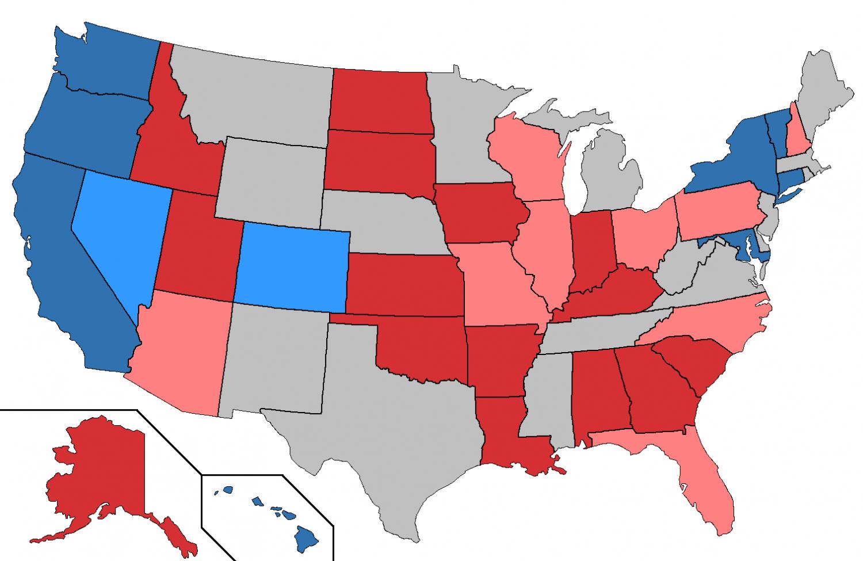 The 2016 Senate Race