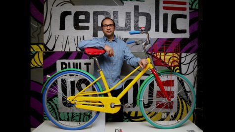 Avery Pack: Founder of Republic Bike