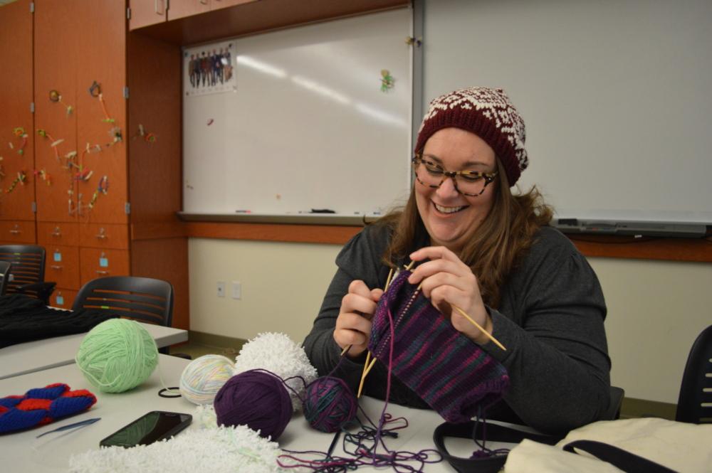Spotlight of the Week: Ms. Alexanderson