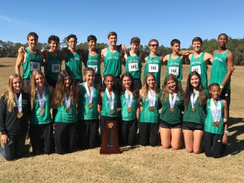 PCXC: Girls Take Home the Gold, Boys Shatter School Record