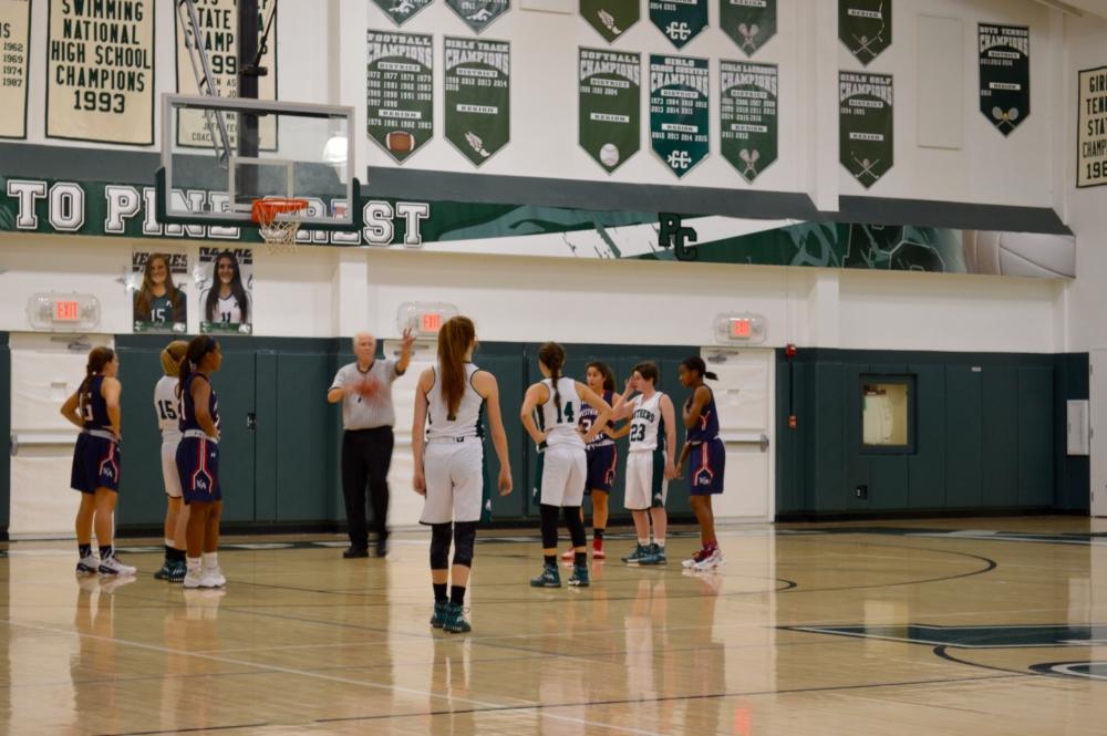 Slam Dunk: Girls Basketball Begins