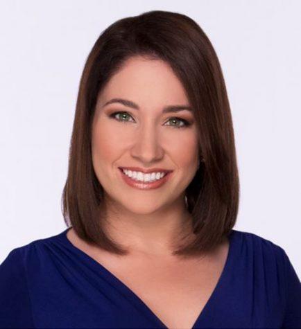 Check out Lauren Pastrana live on CBS 4! (via, CBS Miami Photography)