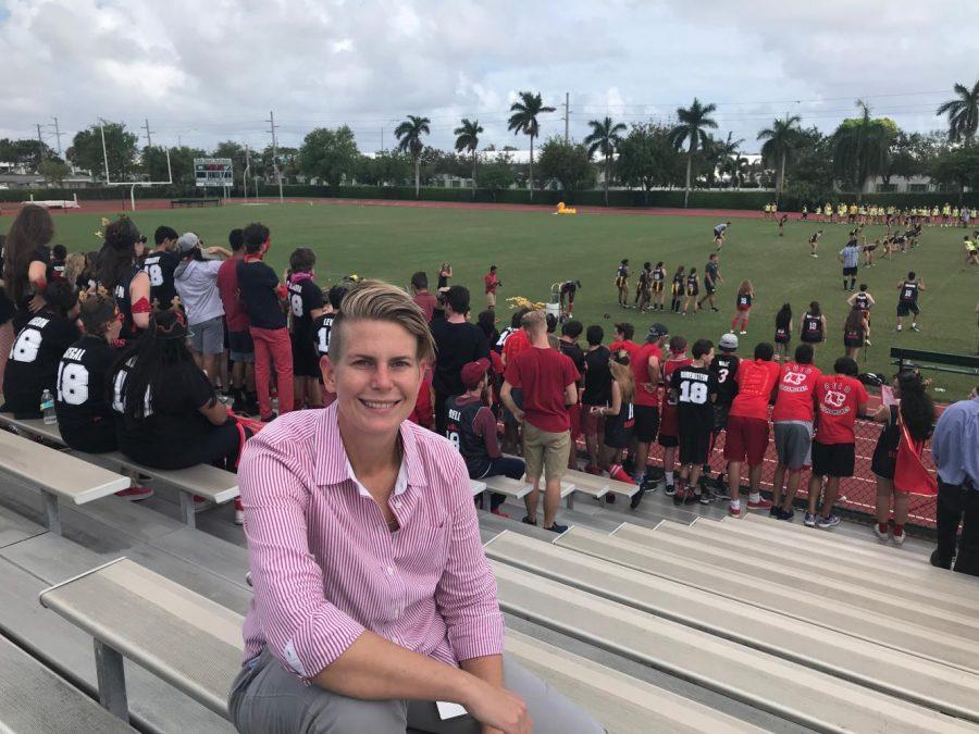 Spotlight of the Week: Ms. O'Brien