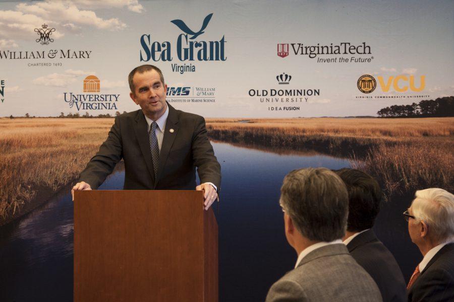 Democrat Ralph Northam won the 2017 Virginia gubernatiorial election by an eight-point margin. (Janet Krenn via Virginia Sea Grant)