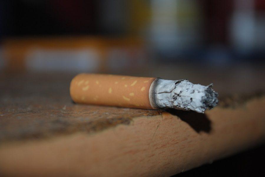 Cigarettes remain a public health risk.
