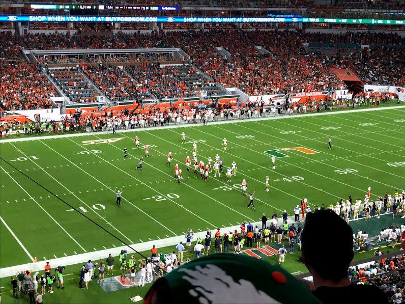 The+Miami+Hurricanes+are+on+track+to+make+the+College+Football+Playoff.+%28via+Jack+Rubin%2C+senior%29+