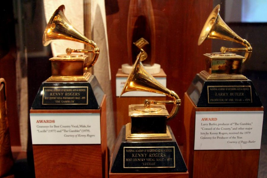 Singer Bruno Mars was the biggest winner of the 2018 Grammys, winning six awards in one night.