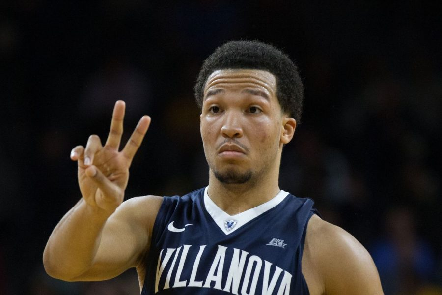 Jalen Brunson will look to lead Villanova to the National Championship.