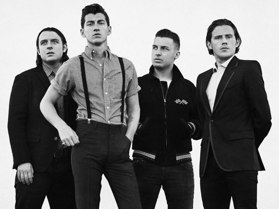 New Arctic Monkeys album will be released soon.