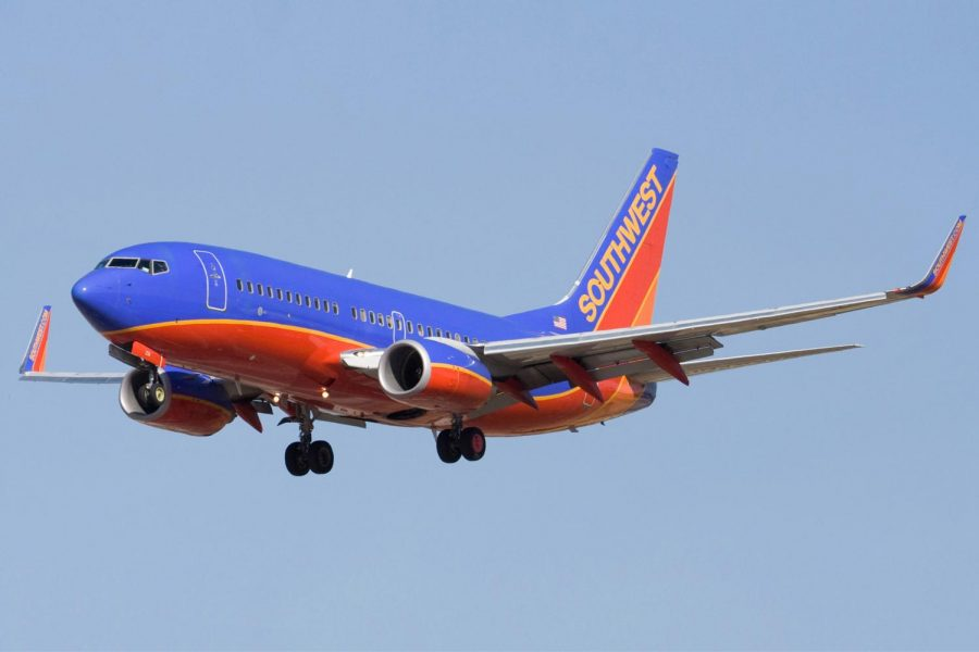 Southwest Flight 1380 had to make an emergency landing due to engine failure.