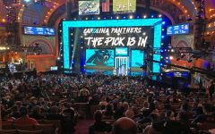 This year's NFL Draft will begin on April 26 and end on April 28. Teams will choose players in reverse order of their success last season.
