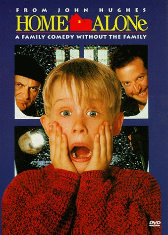 Home Alone, a holiday movie, is one of the most popular Christmas movies (via Herman, Flickr).