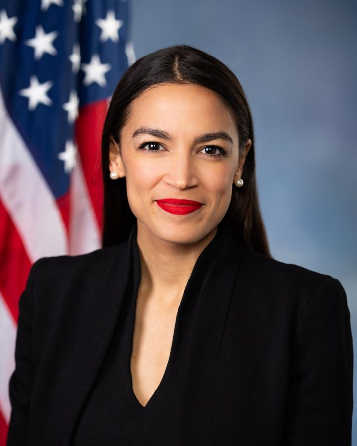 Freshman+Representative+Ocasio-Cortez+advocates+sweeping+environmental+reforms%2C+shocking+conservative+members+of+the+House