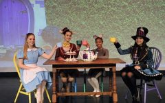 Dancers take the stage in Pine Crests production of Alice in Wonderland.