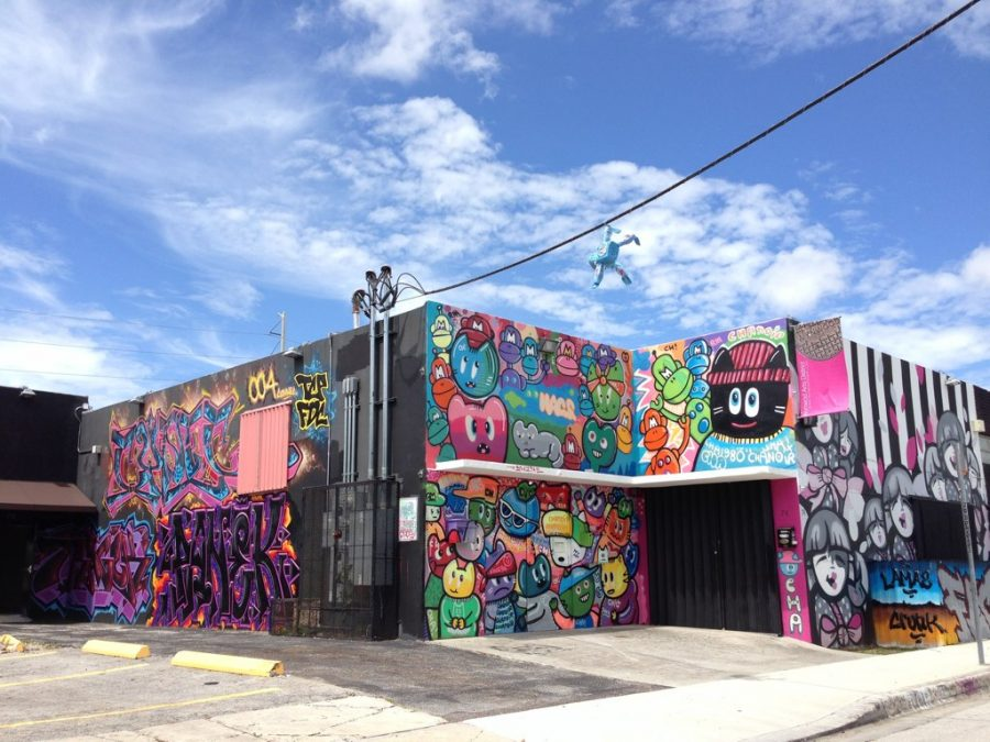Art in the Wynwood Art District