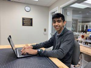 Student Spotlight: Neil Sachdeva