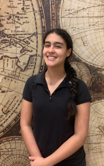Student Spotlight: Daniela Tejada