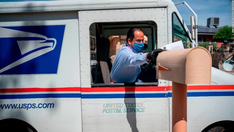 How Is USPS Preparing For The 2020 Election?