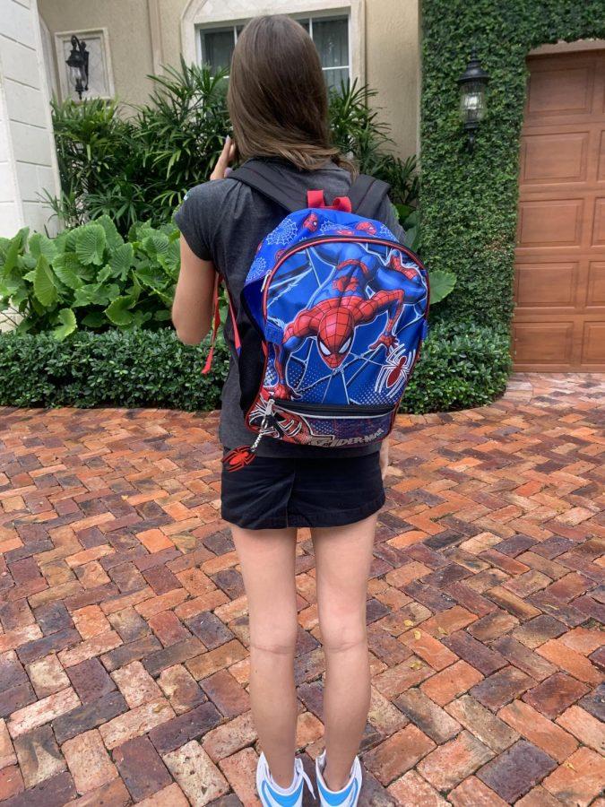 The Senior Backpack Trend