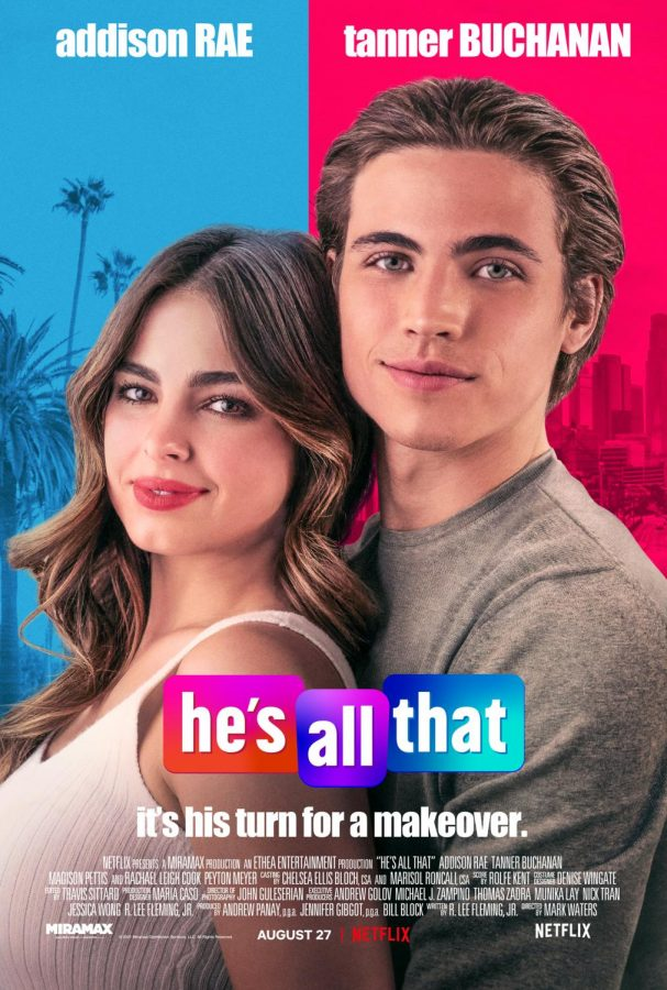 Is He All That?: A Look into Addison Raes Movie Debut
